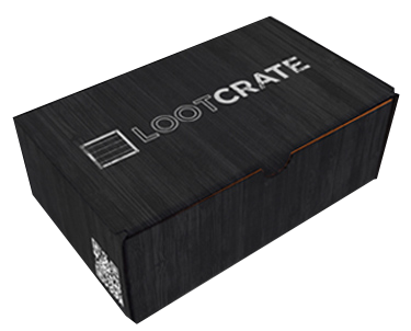 Loot crate shipping date